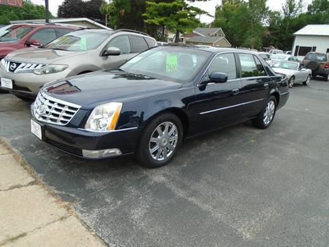 2007 Cadillac DTS for sale in Dale, WI