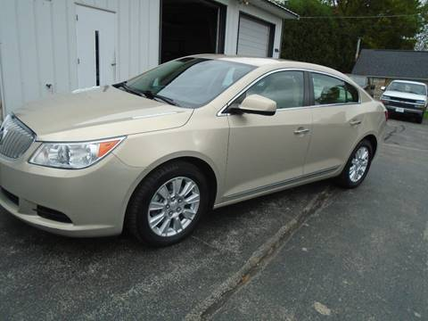 2010 Buick LaCrosse for sale in Dale, WI