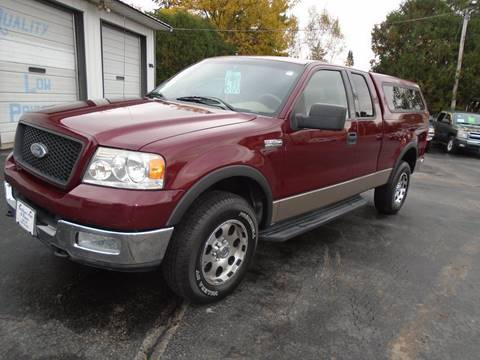 2004 Ford F-150 for sale in Dale, WI