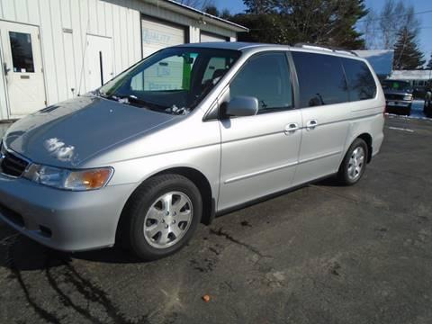 2002 Honda Odyssey for sale in Dale, WI