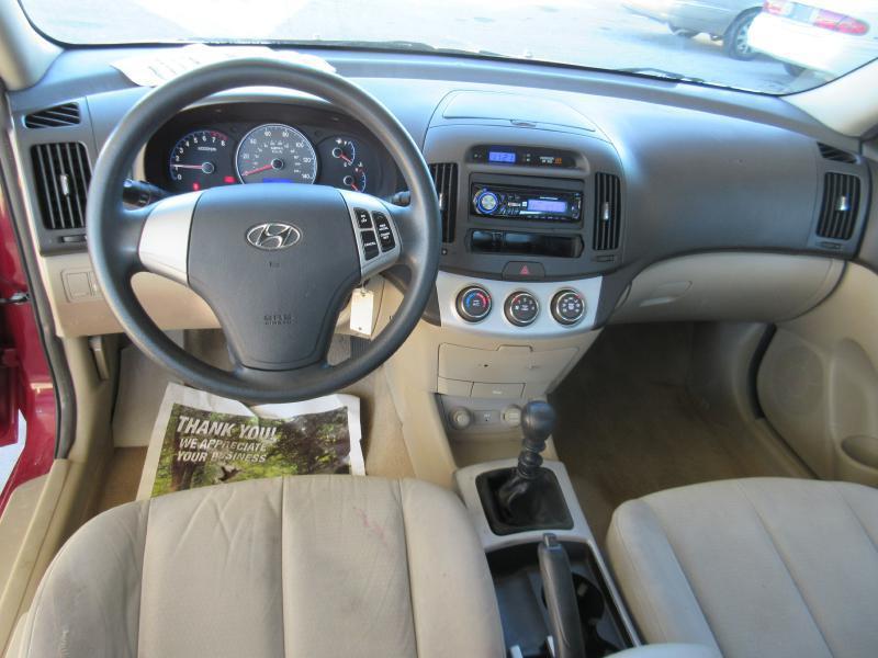 2007 Hyundai Elantra GLS 4dr Sedan - Spartanburg SC