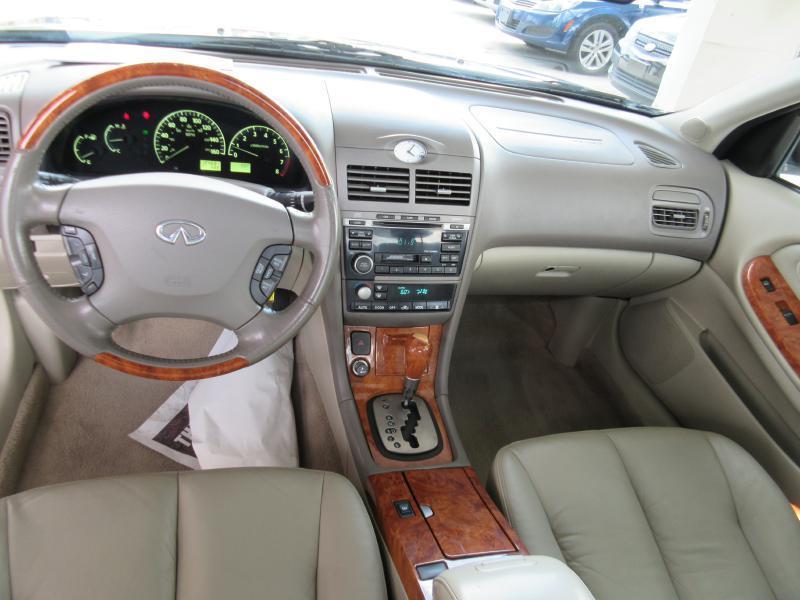 2004 Infiniti I35 4dr Sedan - Spartanburg SC