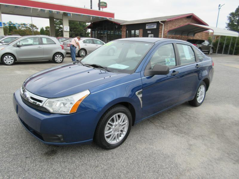 2008 Ford Focus SE 4dr Sedan - Spartanburg SC