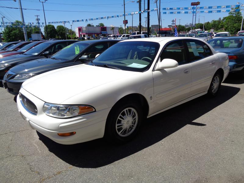 2003 Buick LeSabre Custom 4dr Sedan - Spartanburg SC