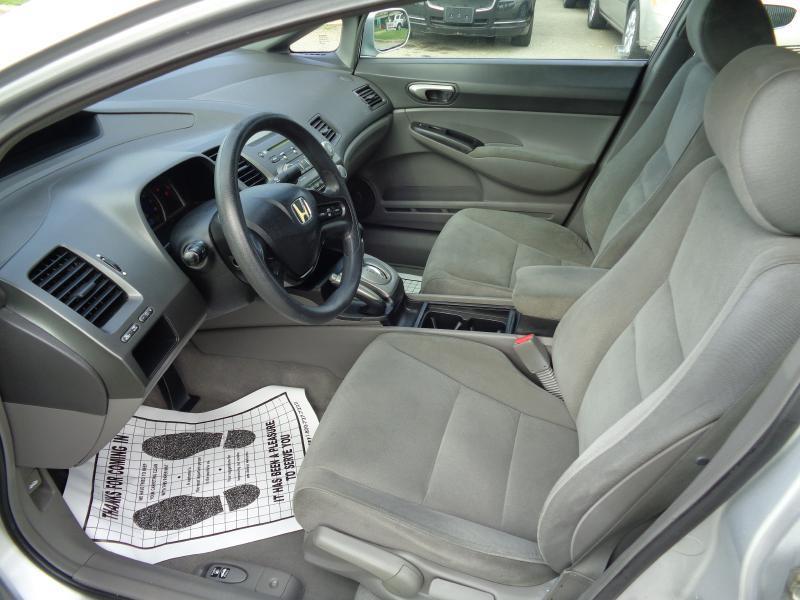 2008 Honda Civic LX 4dr Sedan 5A - Spartanburg SC