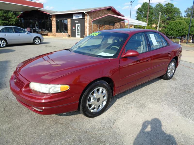 2003 Buick Regal for sale at KARS R US of Spartanburg LLC in Spartanburg SC