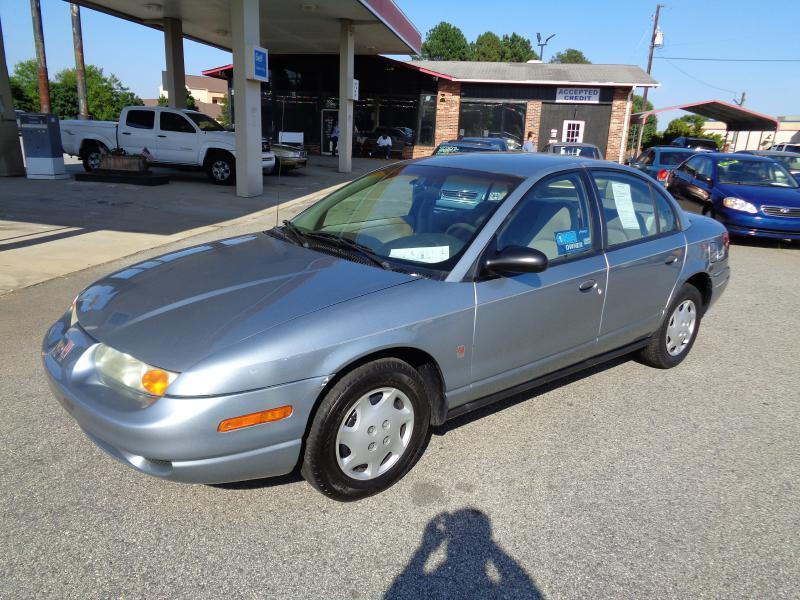 2002 Saturn S-Series for sale at KARS R US of Spartanburg LLC in Spartanburg SC