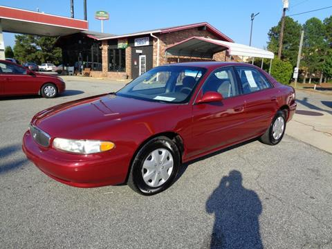 2005 Buick Century for sale at KARS R US of Spartanburg LLC in Spartanburg SC