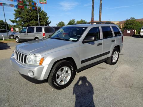 2006 Jeep Grand Cherokee for sale at KARS R US of Spartanburg LLC in Spartanburg SC
