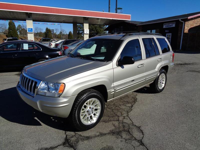 Marvelous 2004 Jeep Grand Cherokee Limited