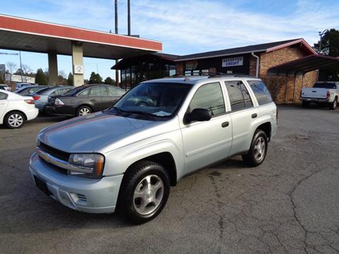 Chevrolet Trailblazer For Sale In Spartanburg Sc Kars R Us Of