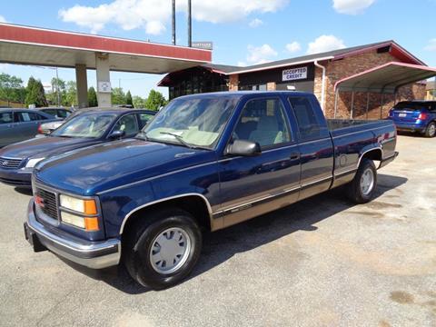 1998 GMC Sierra 1500 for sale in Spartanburg, SC