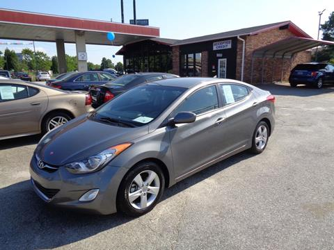 Hyundai Elantra For Sale In Spartanburg Sc Kars R Us Of