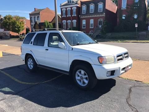 1999 Nissan Pathfinder for sale in Saint Louis, MO