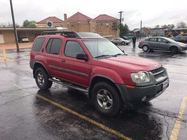 Amazing 2002 Nissan Xterra SE 4WD 4dr SUV   Saint Louis MO