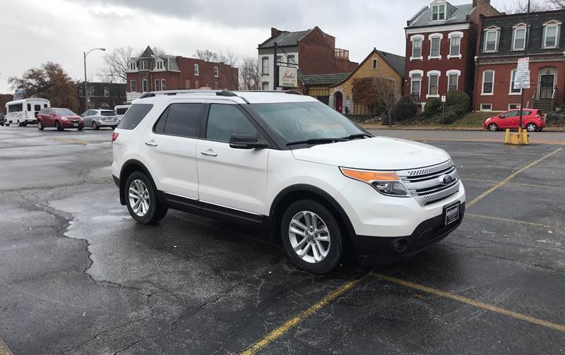 2011 Ford Explorer Xlt 4dr Suv In Saint Louis Mo Dc Auto Sales Inc