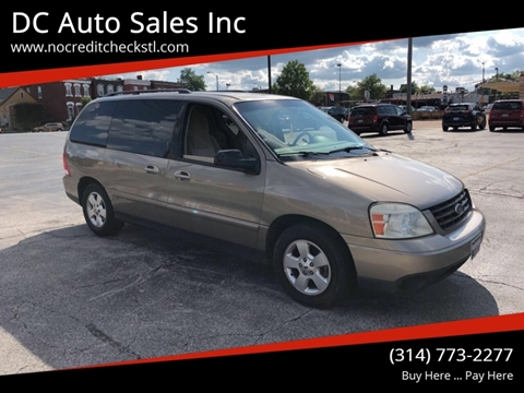 2005 Ford Freestar for sale in Saint Louis, MO