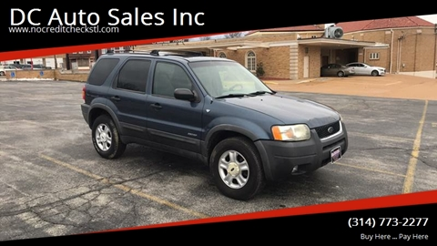 2001 Ford Escape for sale in Saint Louis, MO