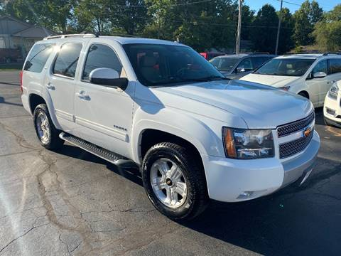 2010 Chevrolet Tahoe for sale in Linton, IN