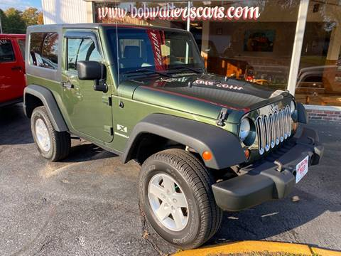 2009 Jeep Wrangler for sale in Linton, IN