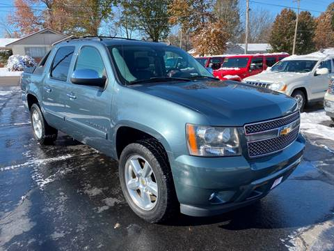 2008 Chevrolet Avalanche for sale in Linton, IN