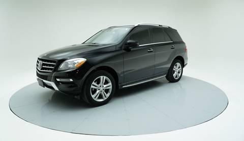 2013 Mercedes-Benz M-Class for sale at Bob Walters Linton Motors in Linton IN