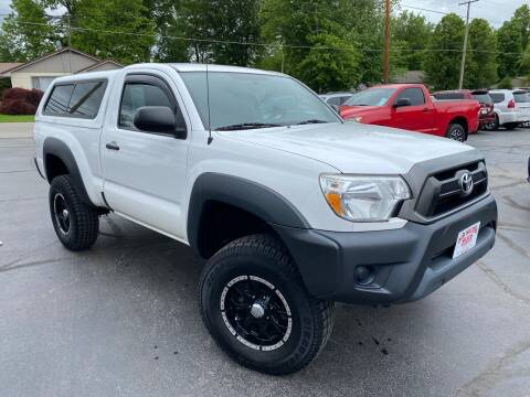 2012 Toyota Tacoma for sale at Bob Walters Linton Motors in Linton IN