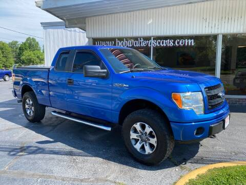 2013 Ford F-150 STX for sale at Bob Walters Linton Motors in Linton IN