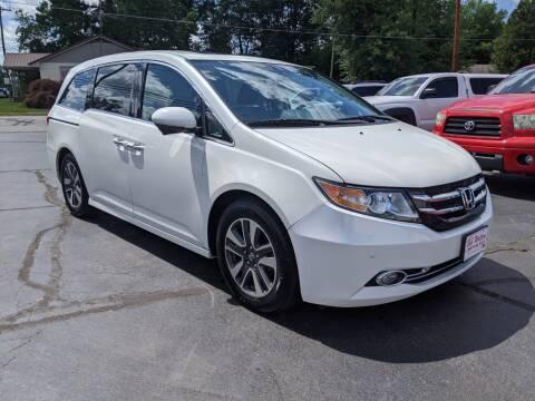 2014 Honda Odyssey for sale at Bob Walters Linton Motors in Linton IN