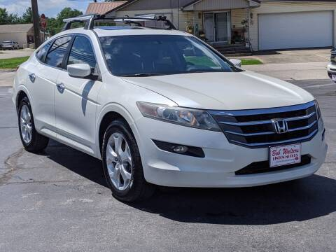 2011 Honda Accord Crosstour for sale at Bob Walters Linton Motors in Linton IN