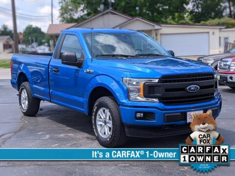 2019 Ford F-150 for sale at Bob Walters Linton Motors in Linton IN