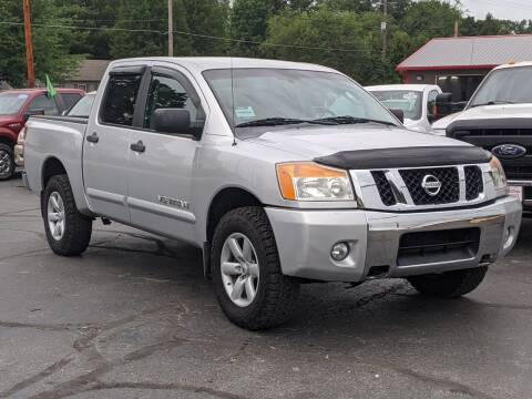 2011 Nissan Titan for sale at Bob Walters Linton Motors in Linton IN