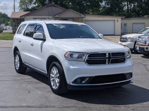 2014 Dodge Durango for sale at Bob Walters Linton Motors in Linton IN