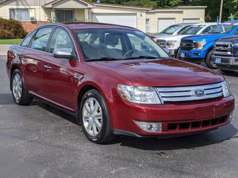 2008 Ford Taurus for sale at Bob Walters Linton Motors in Linton IN