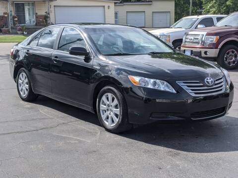 2008 Toyota Camry Hybrid for sale at Bob Walters Linton Motors in Linton IN