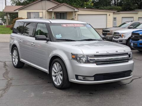 2014 Ford Flex for sale at Bob Walters Linton Motors in Linton IN