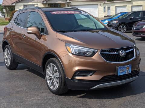 2017 Buick Encore for sale at Bob Walters Linton Motors in Linton IN