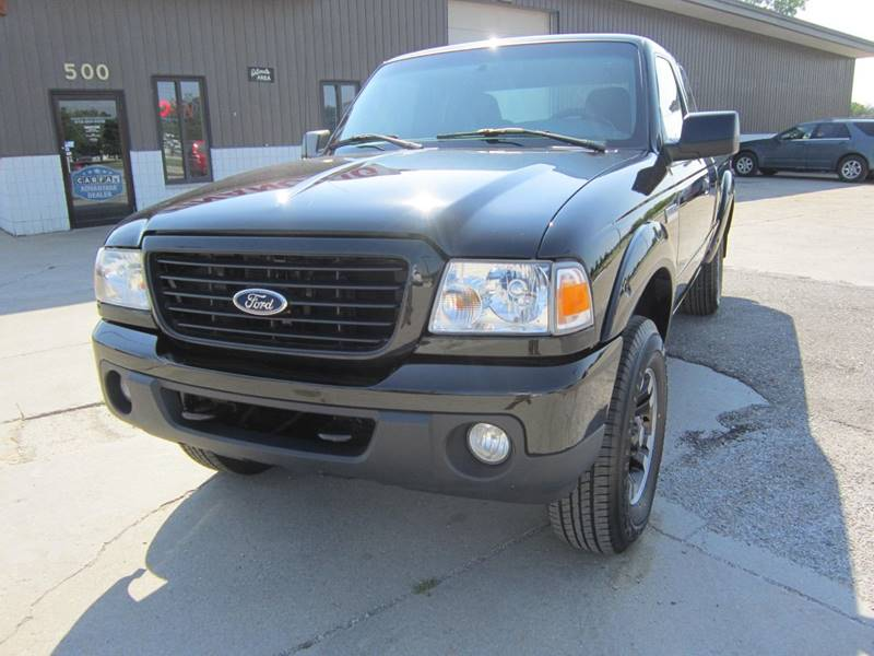 Ford Ranger 4x4 2009
