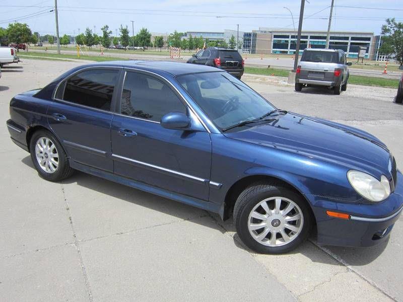 2003 Hyundai Sonata GLS 4dr Sedan   Marysville MI