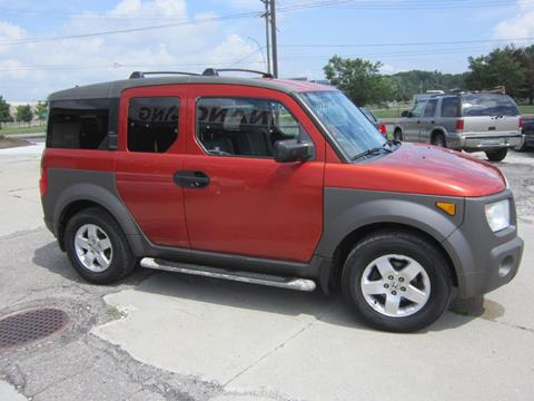 Used Honda Element For Sale In Michigan Carsforsale Com