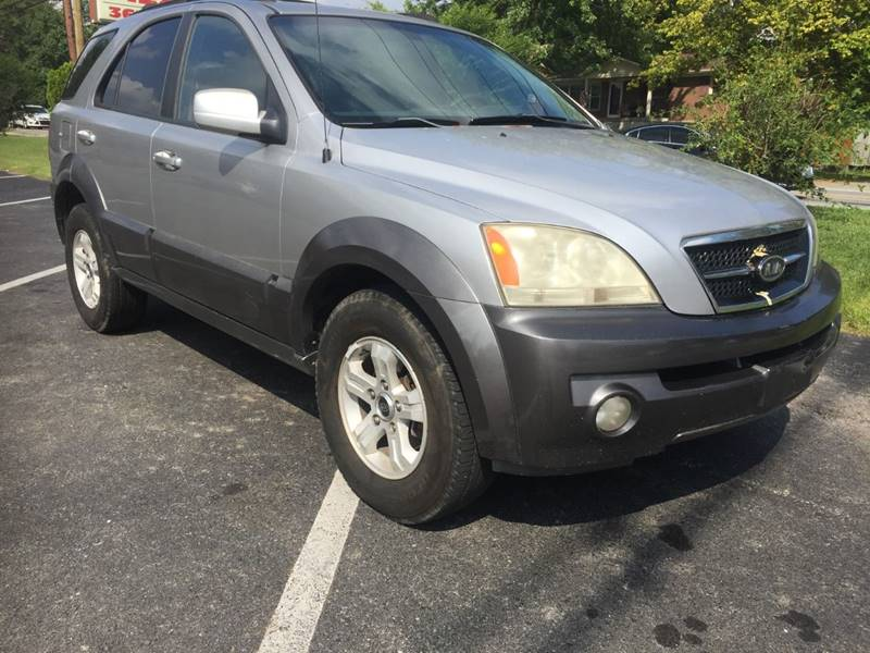 2004 Kia Sorento For Sale At King Louis Auto Sales In Louisville KY