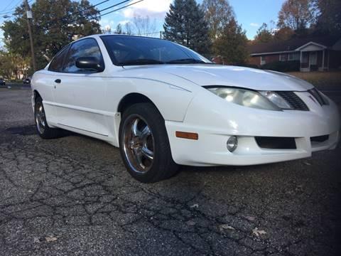 2004 Pontiac Sunfire for sale in Louisville, KY