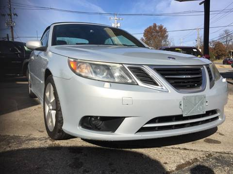 Saab For Sale >> 2008 Saab 9 3 For Sale In Louisville Ky