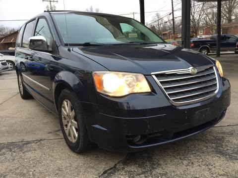 Cars For Sale Louisville Ky >> 2009 Chrysler Town And Country For Sale In Louisville Ky