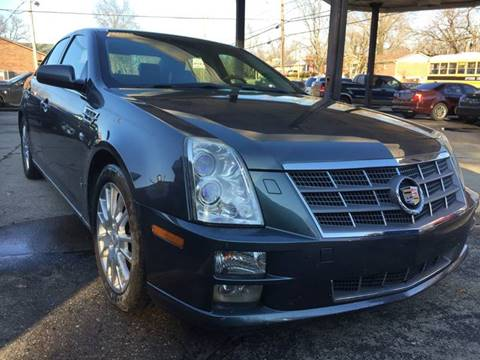 2008 Cadillac STS for sale at King Louis Auto Sales in Louisville KY