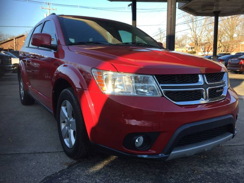 2012 Dodge Journey for sale at King Louis Auto Sales in Louisville KY