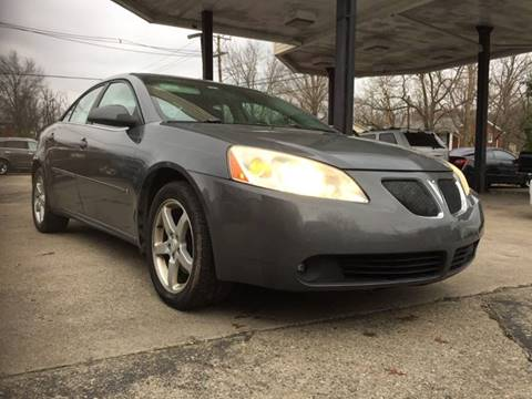 2007 Pontiac G6 for sale at King Louis Auto Sales in Louisville KY