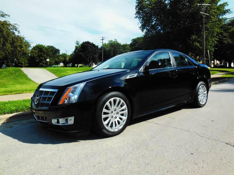 2010 Cadillac CTS 3.6L V6 Performance 4dr Sedan - Waukesha WI