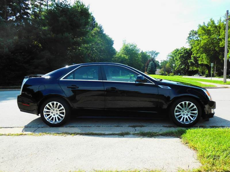 2010 Cadillac Cts 36L V6 Performance 4dr Sedan In Waukesha WI