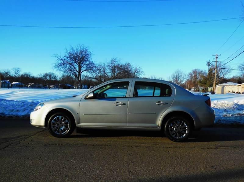 2008 Chevrolet Cobalt LT 4dr Sedan w/ Head Curtain Airbage Delete - Waukesha WI